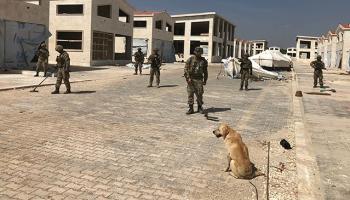 Mehmetçik Afrinde EYP ve mayınları temizliyor