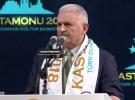 Başbakan Binali Yıldırım: Şehirlerimizi betonlaşmaya teslim etmeyeceğiz