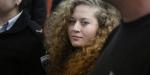 Filistinli cesur kız Ahede 8 ay hapis cezası