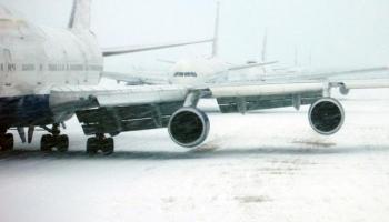 ABDde kar fırtınası 70 milyon kişiyi etkiledi