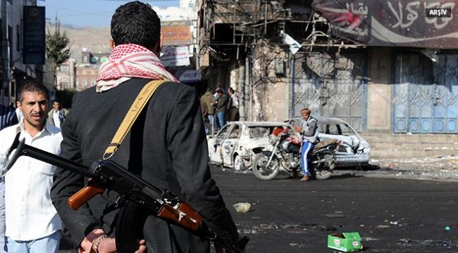 Yemende Husiler 30 kişiyi kaçırdı