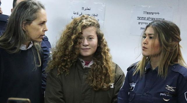 """Temimi destekçisi İsrailliden polise """"tokat"""""""
