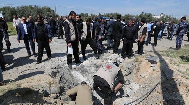 Filistin Başbakanı Hamdallahın konvoyuna saldırının baş faili belli oldu