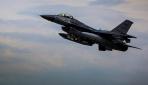 Nevşehirde askeri uçak düştü