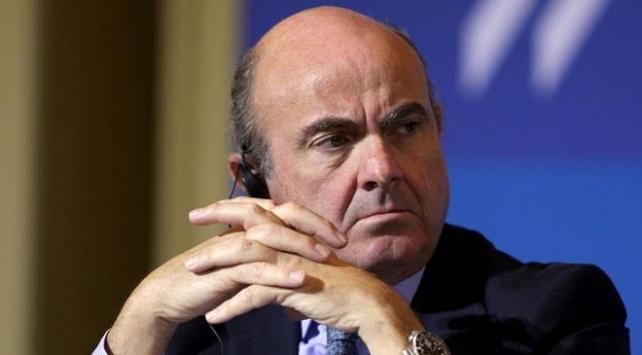 ECB Başkan Yardımcılığına Luis de Guindos atandı