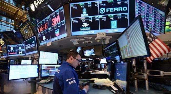 New York borsasında son 6 haftanın en büyük düşüşü