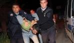 Adanada ehliyetsiz sürücü kovalamacası