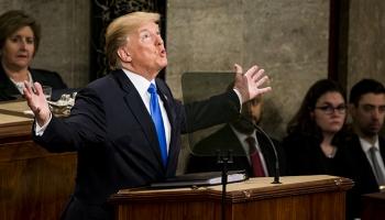 """Trumpın kabinesinde """"şahinler"""" artıyor"""