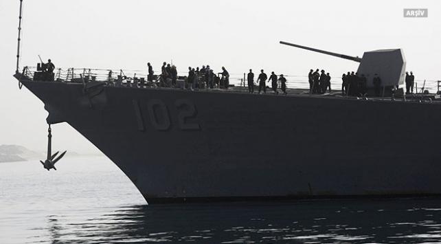 ABDden, Çin sularına operasyon
