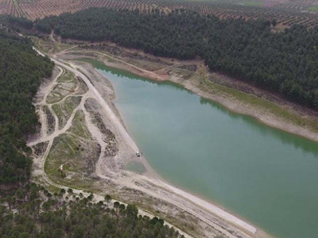 Meydanki Barajı 6 yıl sonra Azeze su sağlayacak
