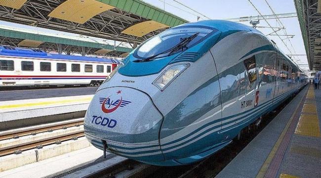 Ankara-Sivas arası Yüksek Hızlı Trenle 2 saat olacak
