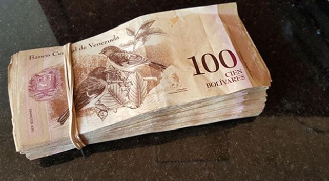Venezuela para birimi bolivardan 3 sıfır atılıyor