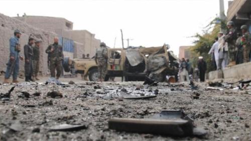 Afganistanda bombalı saldırı: 15 ölü