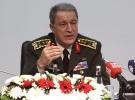 Genelkurmay Başkanı Akar: İki buçuk yılda 14 bin terörist etkisiz hale getirildi