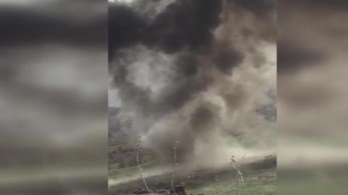 Teröristlerin yerleştirdiği patlayıcılar imha ediliyor
