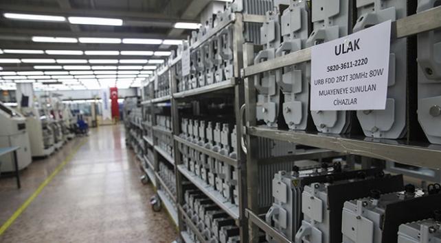 Türkiye'nin ilk yerli ve milli baz istasyonu ULAK, son testleri başarıyla geçti