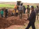 Vahşice katledilen 110 ÖSO askerinin gömüldüğü yer bulundu