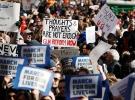 ABD'de yüzbinlerce kişi silahlanmaya karşı sokakta