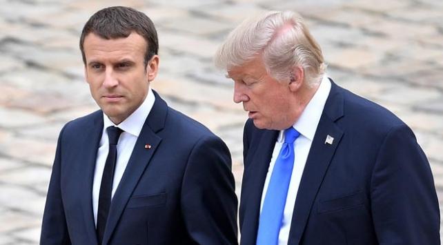 ABD Başkanı Trump: Türkiye ile Suriye konusunda işbirliği geliştirilmeli