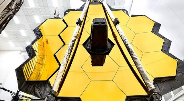 NASAnın gelecek nesil uzay teleskobu 2020de fırlatılacak