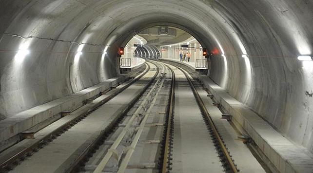 İzmirdeki raylı sistem hattının yapımını Bakanlık üstlendi