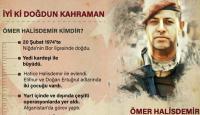 Ömer Halisdemir doğum gününde anılıyor
