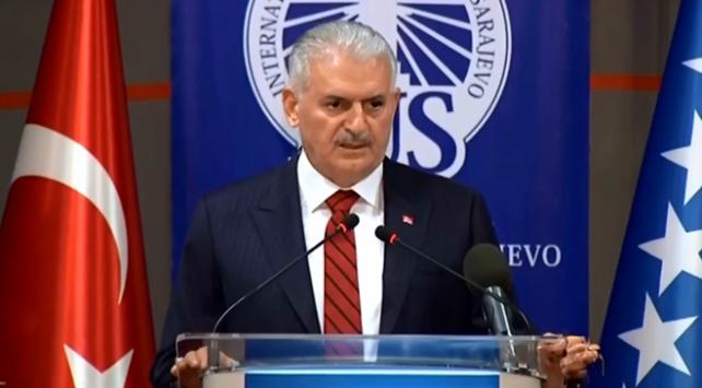 Başbakan Yıldırım: PKK propagandasıyla kanaat oluşturmak ABye yakışmıyor