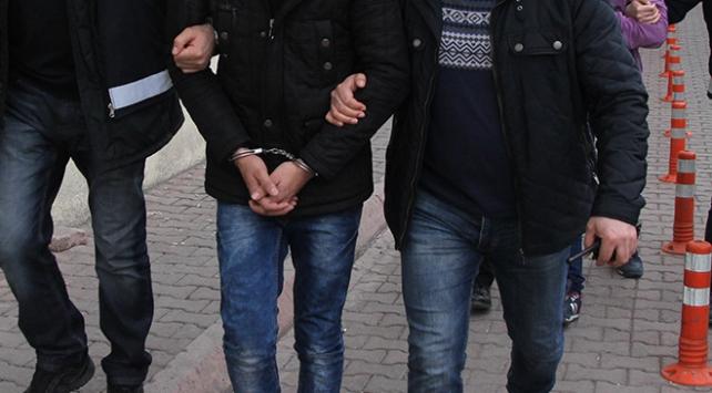 Trabzonda FETÖnün hücre evlerine operasyon: 38 gözaltı
