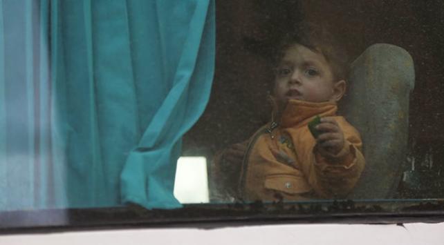 Doğu Gutadan tahliye edilenlerin sayısı 37 bini geçti