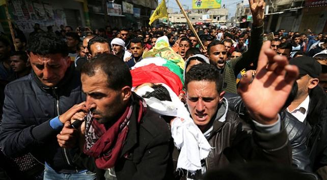 Gazze Şeridinde şehit sayısı 15e yükseldi