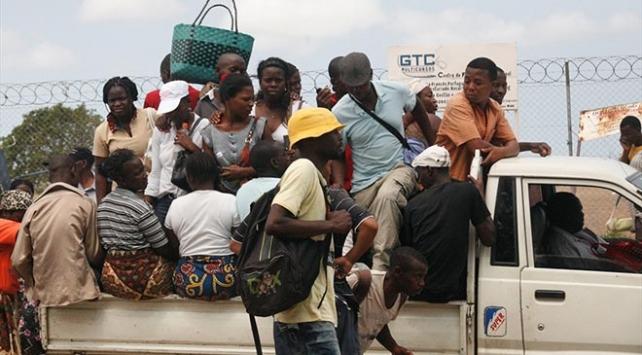 """Mozambiklilerin toplu ulaşım aracı """"My Love"""""""