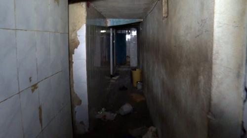 PKK/YPG'nin işkence için kullandığı hapishane görüntülendi