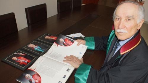 Avukatlık hayalini 48 yıl sonra gerçekleştirdi