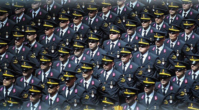 Jandarma 500 subay alacak