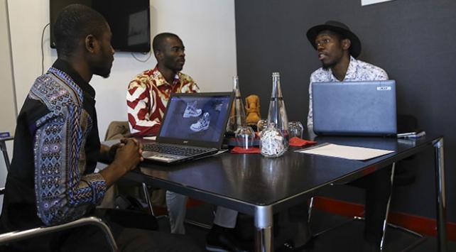 Afrikadan okumaya geldiler, iş adamı oldular