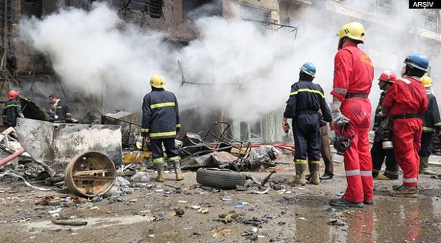 Irakta intihar saldırısı: 1 ölü, 9 yaralı