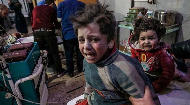 Dumadaki kimyasal katliam sonrası BM harekete geçti