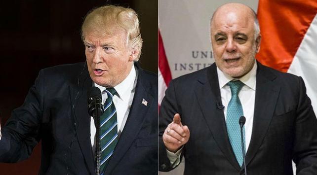Trump ile İbadi Doğu Gutayı görüştü