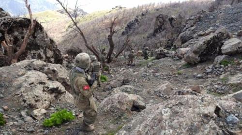 TSK'dan Şemdinli'de terör örgütüne büyük darbe