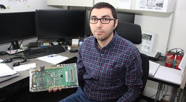 Türk bilim insanı virüsleri hızlı tespit eden mikroçip üretti
