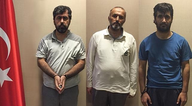 MİT, 3 FETÖ üyesini daha Türkiyeye getirdi
