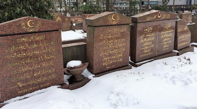 İskandinavyanın ilk Müslüman mezarlığı 148 yaşında