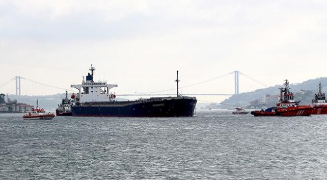 Yalıya çarpan gemiye 50 milyon dolarlık haciz