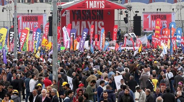 İstanbulda 1 Mayısın adresi Maltepe