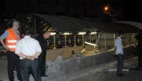 Polisten Kaçarken Metro İstasyonuna Düşüyorlardı