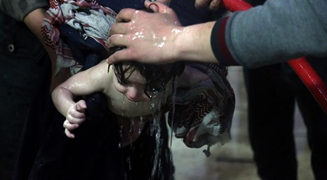 Dünya Sağlık Örgütü: Dumada kimyasal semptomlara rastlandı