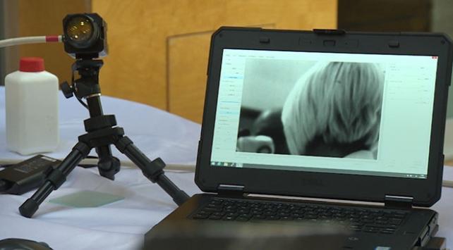 Sınırdan terörist sızmalarını tespit eden kamera geliştirildi