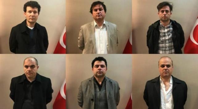 MİTin Kosovadan getirdiği 6 FETÖcü tutuklandı