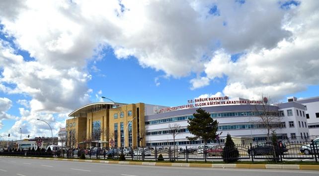 Hitit Üniversitesi Erol Olçok Hastanesi günlük 10 bin kişiye hizmet veriyor