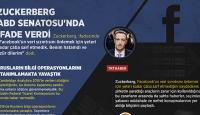 Zuckerberg ABD Senatosu'nda ifade verdi